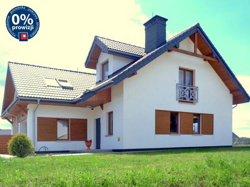 Beautiful Zu Verkaufen Schöne Haus Mit Einer Fläche Von 92,35 M2 Mit 2015 Des Jahres,  Doppelhäuser Gebaut Auf Einem Grundstück Von 520 M2, In Olsztyn (Gutkowo,  ...