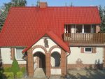 Dom w okolicy Malborka