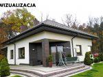 Dom w okolicach Łodzi