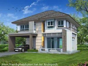 Domy jednorodzinne na sprzedaż – raport